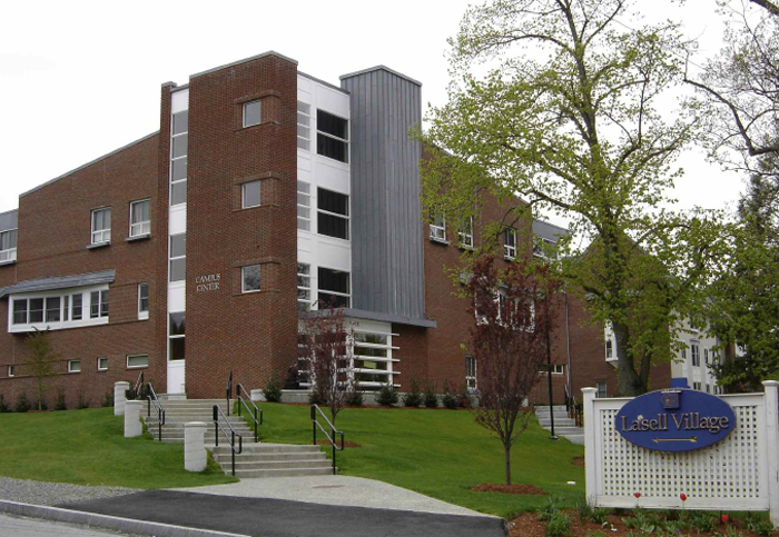 Lasell Village at Lasell College